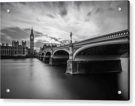 Westminster Serenity Acrylic Print
