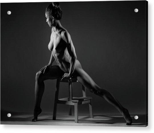 Bodyscape Acrylic Print