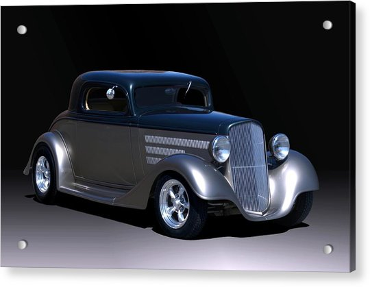 1934 Chevrolet Coupe Hot Rod