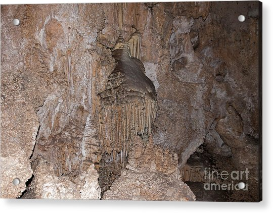 Dolls Theater Carlsbad Caverns National Park Acrylic Print