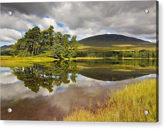 Loch Tulla Acrylic Print