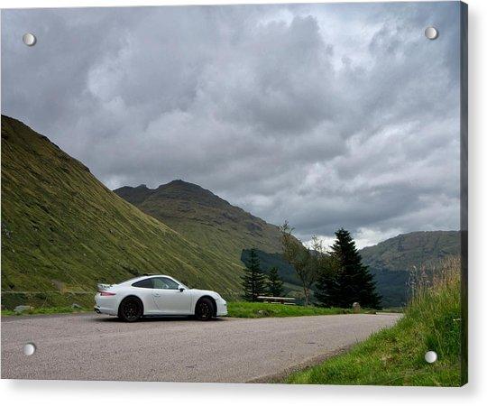 Porsche 911 Acrylic Print