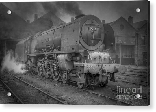 46244 King George Vi At Carlisle Acrylic Print