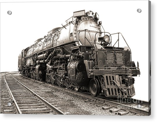 4884 Big Boy Acrylic Print