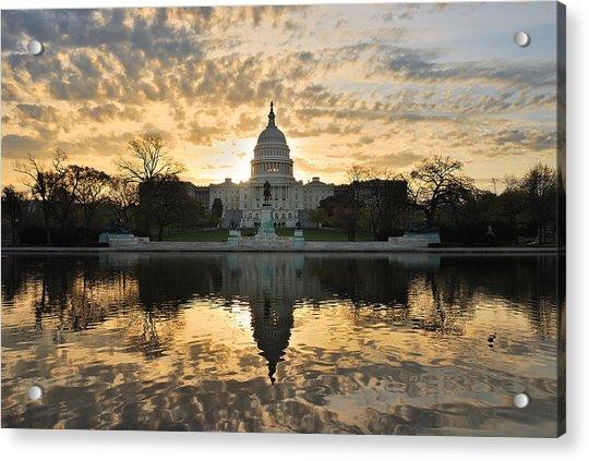 Washington Dc Acrylic Print