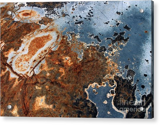 A New Tide Acrylic Print