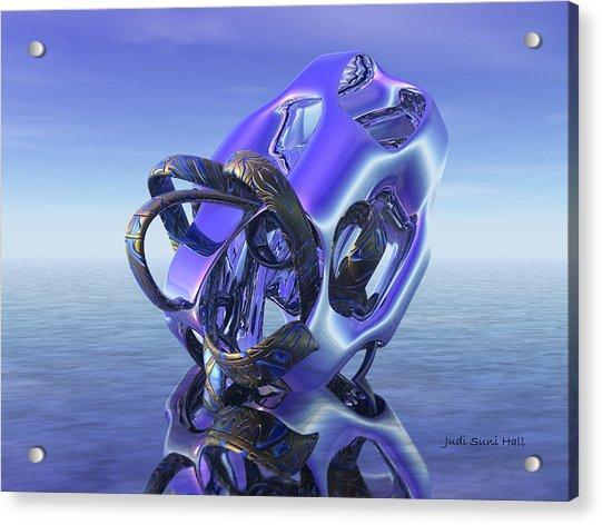 Abstract 333 Acrylic Print