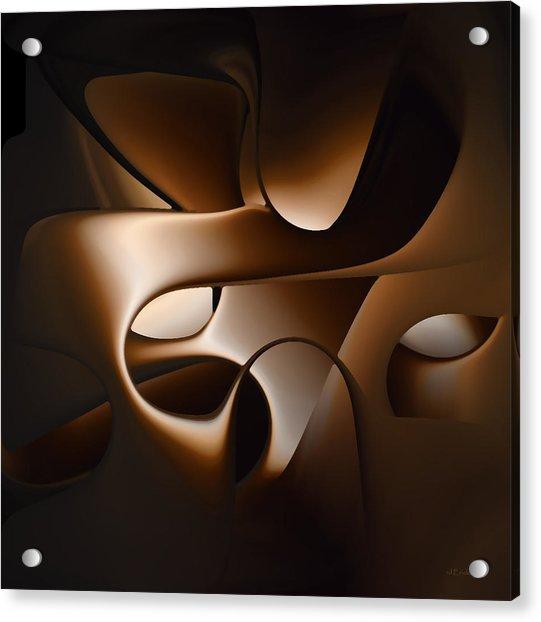 Chocolate - 005 Acrylic Print