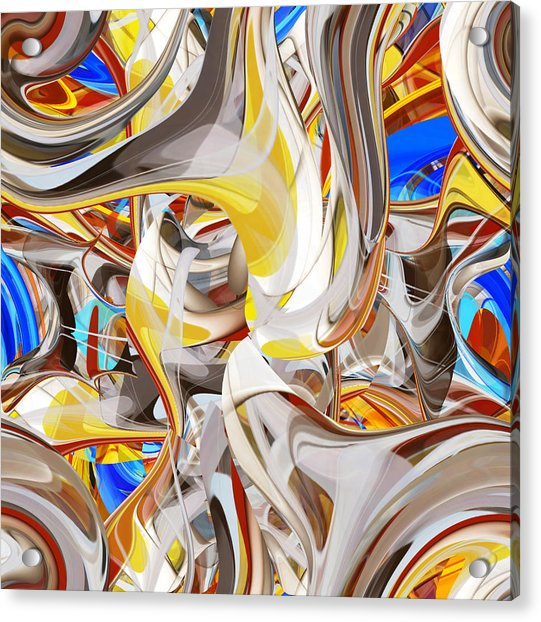 Carousel - 018 Acrylic Print
