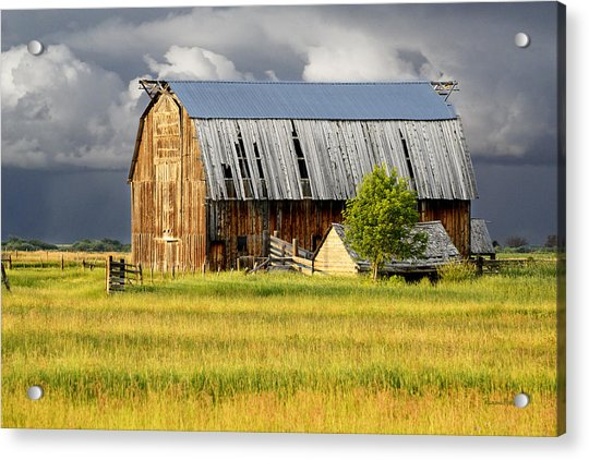 After The Storm II Acrylic Print