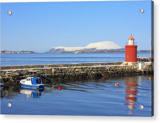 Alesund Lighthouse Acrylic Print