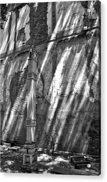 All That Is Left Acrylic Print
