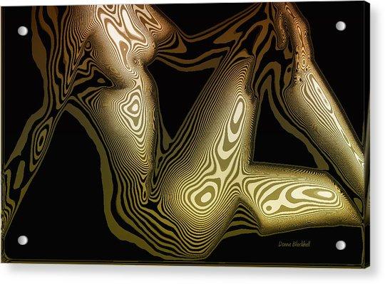 Animal Magnetism Acrylic Print