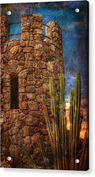 Another Time Another Place Acrylic Print