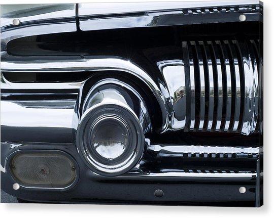 Antique Car Grill Acrylic Print