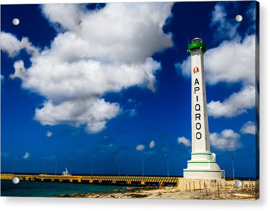Apigroo Lighthouse Acrylic Print
