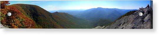 Appalachian Trail  Acrylic Print