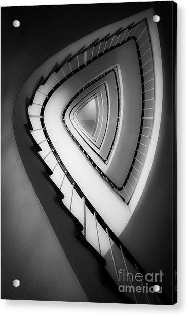 Architect's Beauty Acrylic Print