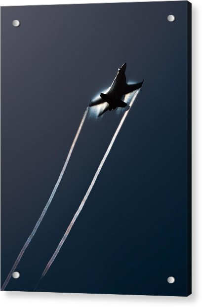 Ascending To The Heavens Acrylic Print