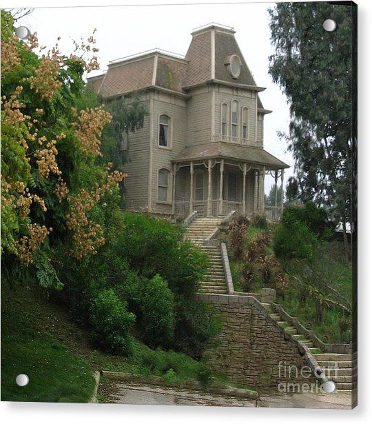 House Of Norman Bates Acrylic Print