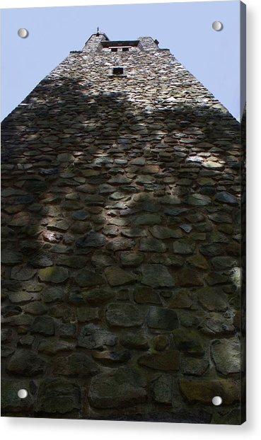 Bowman's Hill Tower Acrylic Print