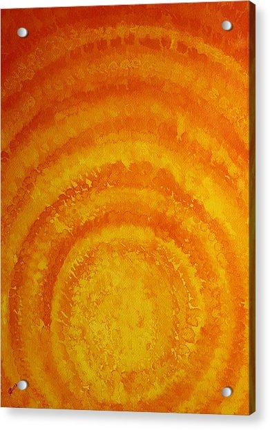 Bring The Light Original Painting Acrylic Print