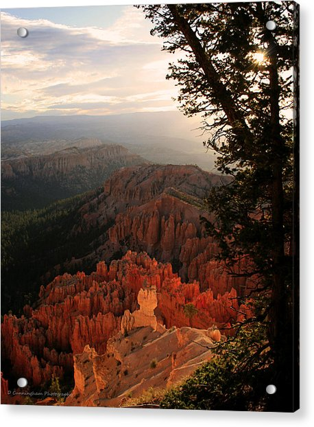 Bryce Canyon Early Morning View Acrylic Print
