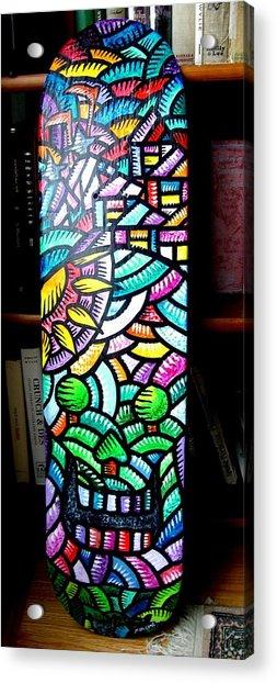 Buenos Dias De Los Muertos 2010 Acrylic Print