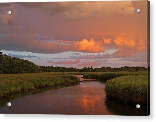 Cape Cod Bells Neck  Acrylic Print