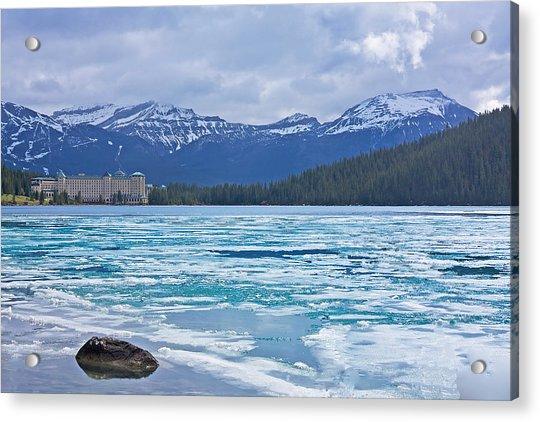 Chateau Lake Louise #2 Acrylic Print