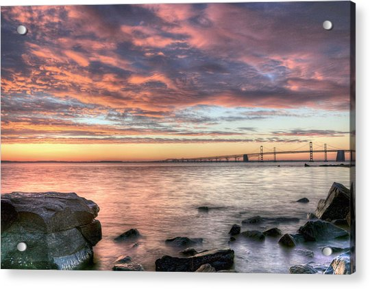 Chesapeake Splendor  Acrylic Print
