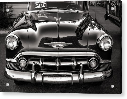 Chevy For Sale Acrylic Print