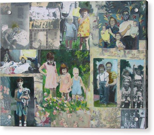 Childhood Joys Acrylic Print