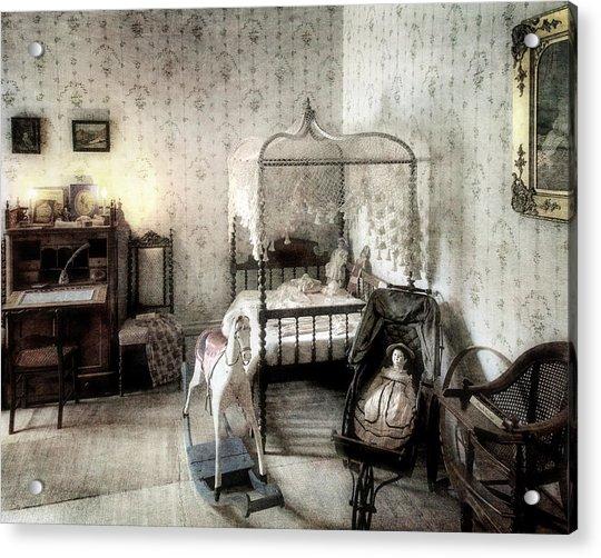 Childhood Pleasures Acrylic Print