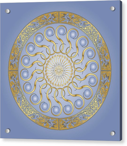 Circularity No. 1448 Acrylic Print