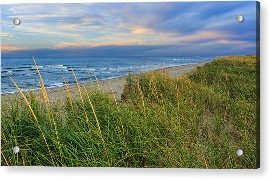 Coast Guard Beach Cape Cod Acrylic Print