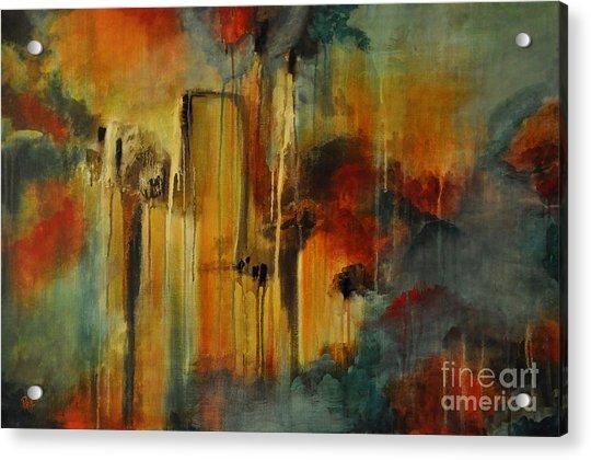 Colorful Dreams Acrylic Print