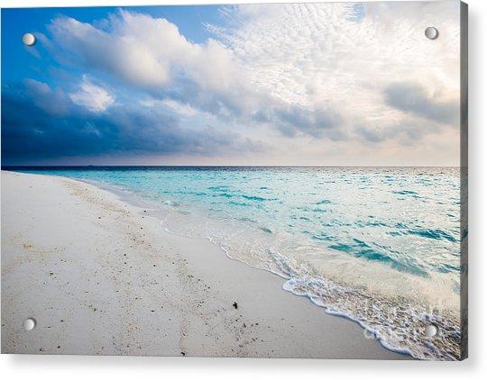 Colors Of Paradise Acrylic Print