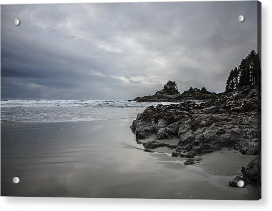 Cox Bay Afternoon  Acrylic Print