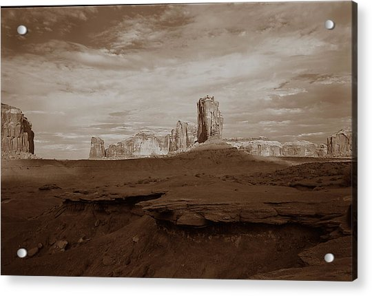 Desert 3  Acrylic Print