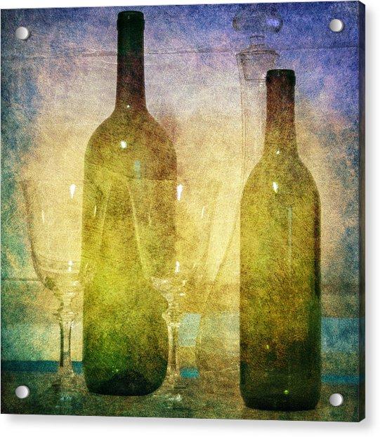 Divine Wine Acrylic Print