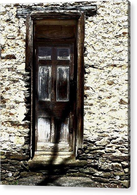 Door 3769 Acrylic Print