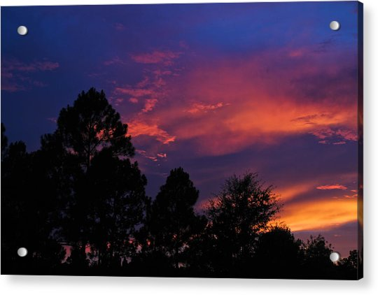 Dreaming Of Mobile Acrylic Print