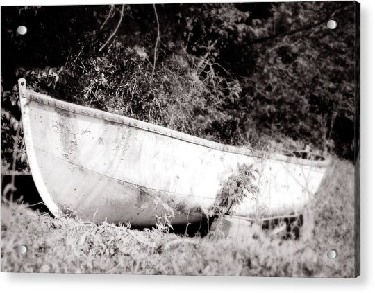 Dry Dock Acrylic Print
