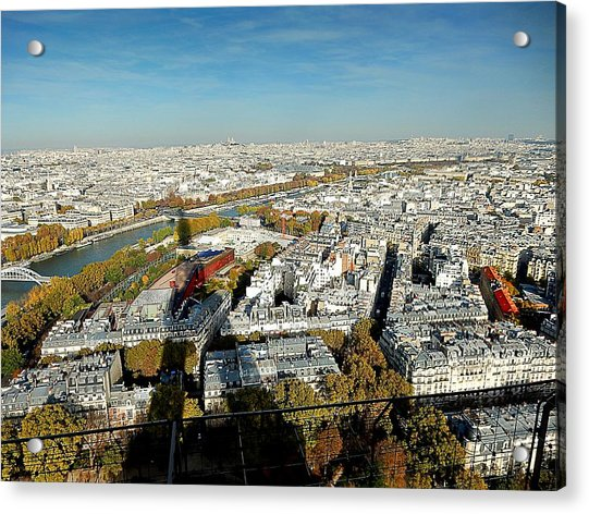 Eiffel02 Acrylic Print