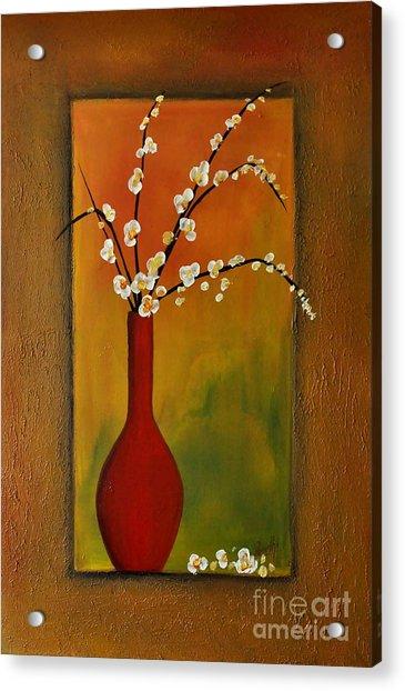 Elegant Bouquet Acrylic Print