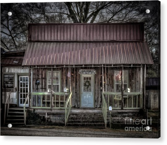 Enchanted Cottage Acrylic Print