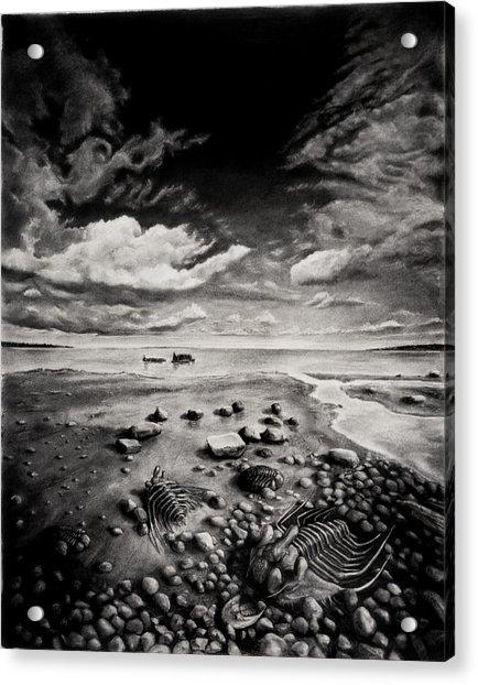 Extinct Acrylic Print