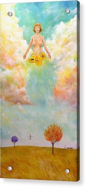 Ezekiel Revisited Acrylic Print