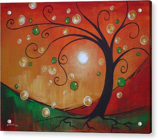 Fairy Tree Acrylic Print